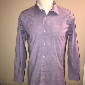 APT 9 Long Sleeve Shirt SIZE 16 1/2 32-33